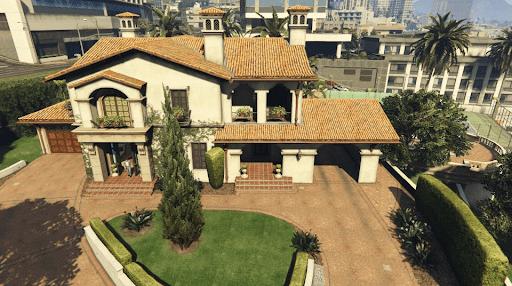 Cách mua nhà trong gta 5