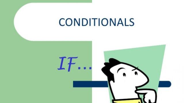 bài tập chuyển sang câu điều kiện có đáp án