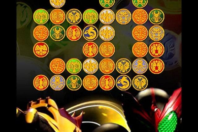 game kamen rider ooo henshin