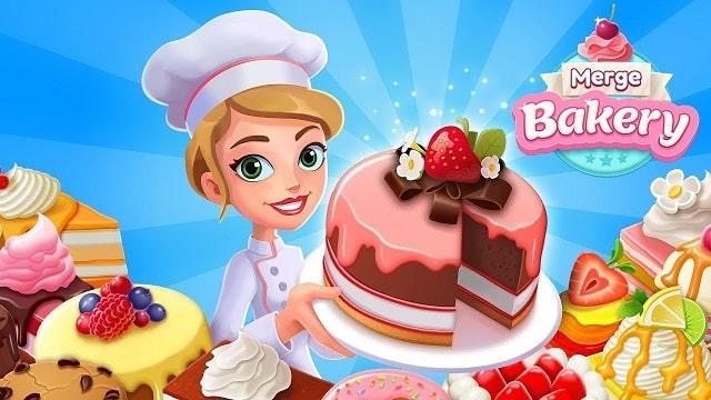 game nấu ăn làm bánh kem dâu