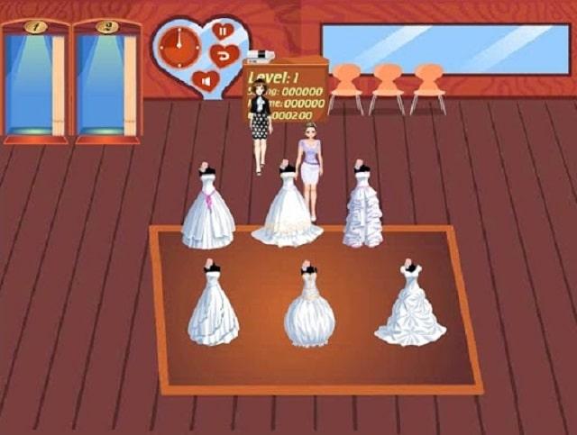 game thợ may quần áo